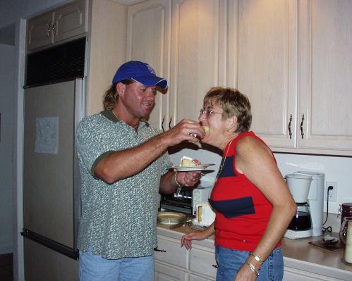 Scot and Sandy's anniversary/1